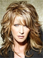 Ericdress Long Layered Wavy Synthetic Hair Capless Wigs 50.99