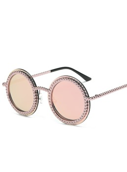 Vintage Fashion Street Snap Sunglasses
