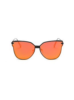 Orange Colourful Sunglasses For Lover