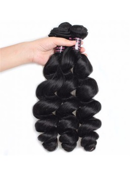 Wigsbuy Brazilian Virgin Hair Loose Wave 3 Bundles
