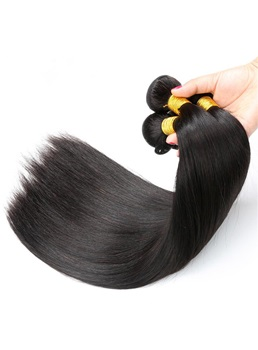 Wisbuy Hair Brazilian Straigt Virgin Human Hair 3 Bundles