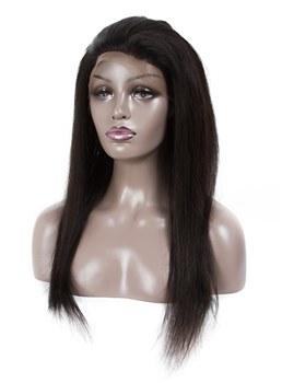 Wigsbuy 360 Lace Frontal Wig Natural Straight Human Hair