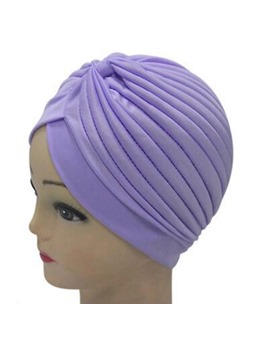 Puggaree Muslim Pleated Turban