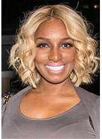 Nene Leakes Hairstyle Human Hair Capless Wig