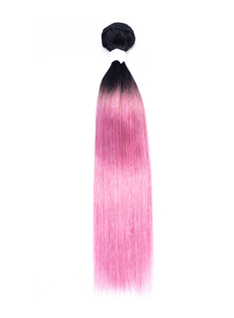wigsbuy cheveux humains tisse armure couleur ombre 1 piece