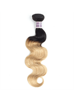 Wigsbuy T1B 27# Body wave Human Hair Weave