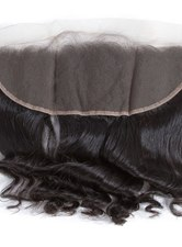 Wigsbuy Human Hair Water Wave Hair 13x4 Lace Frontal 8-18 Inches