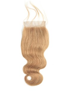 Wigsbuy Body Wave 4*4 Lace Closure #27 Color