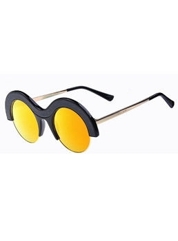 M Eyebrow Color Film Sunglasses