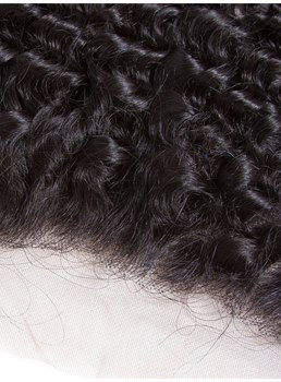 Wigsbuy Remy Brazilian Lace Frontal Deep Wave 13 x4 Free Part