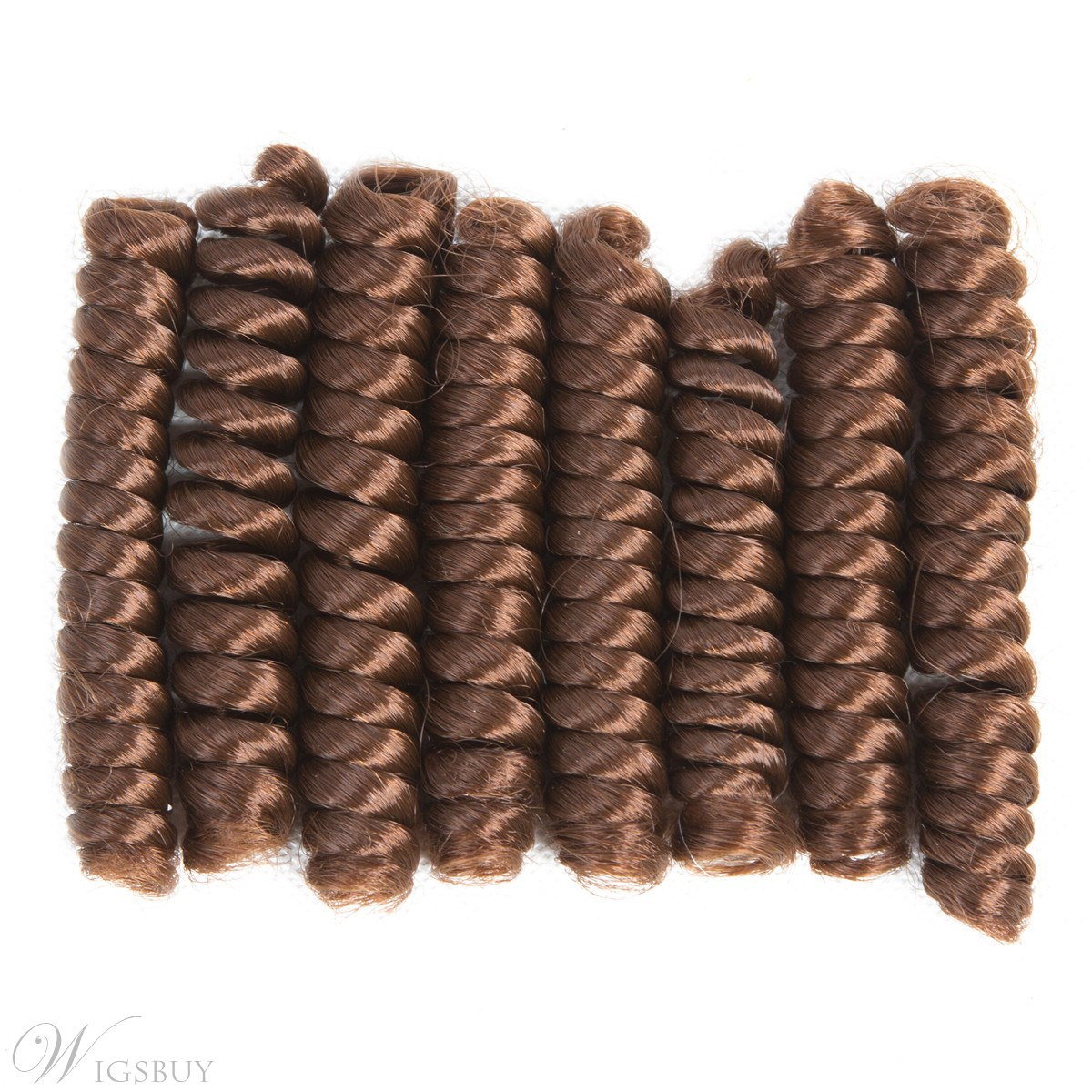 Synthetic Crochet Braids Toni Curl Protective StylesTwisted Out Braiding Hair Extensions