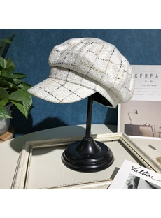 Fashion Grid New Style Hat