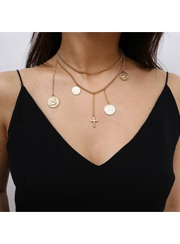 Cross&Angel Fashion Style Necklace