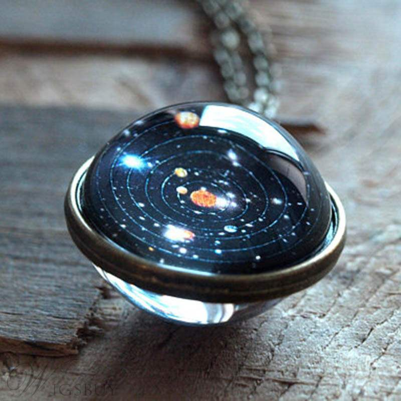 The Galaxy Necklace