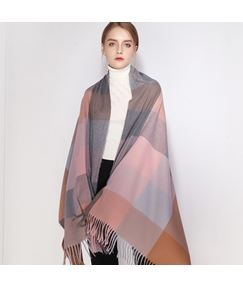 Pink Style Women Scarf