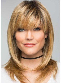 Medium Length Shag Haircuts Wigsbuy Com