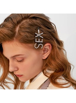 Fashion Diamante Hair Accessories
