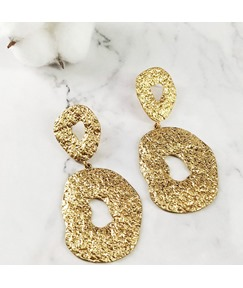 Alloy Irregularity Fashion Earrings