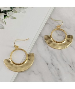 Alloy Chic Irregularity Fashion Earrings