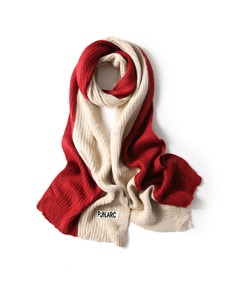 Color Matching Imitation Cashmere Scarf