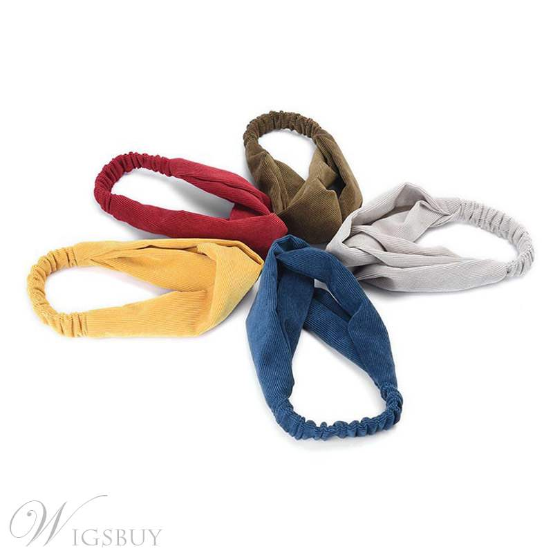 Pure Colour Hairband