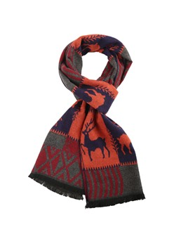 Christmas Winter Scarf For Lover