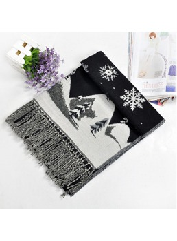 Winter Warm Scarf For Women