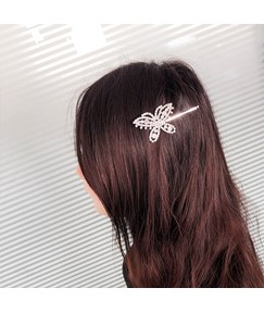 Butterfly Diamante Shining Hair Accessories