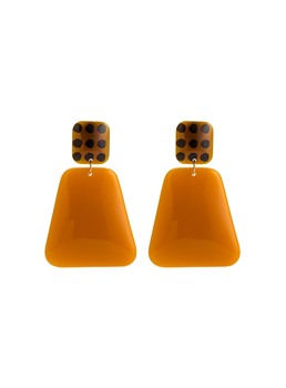 Double Square Vintage Earrings