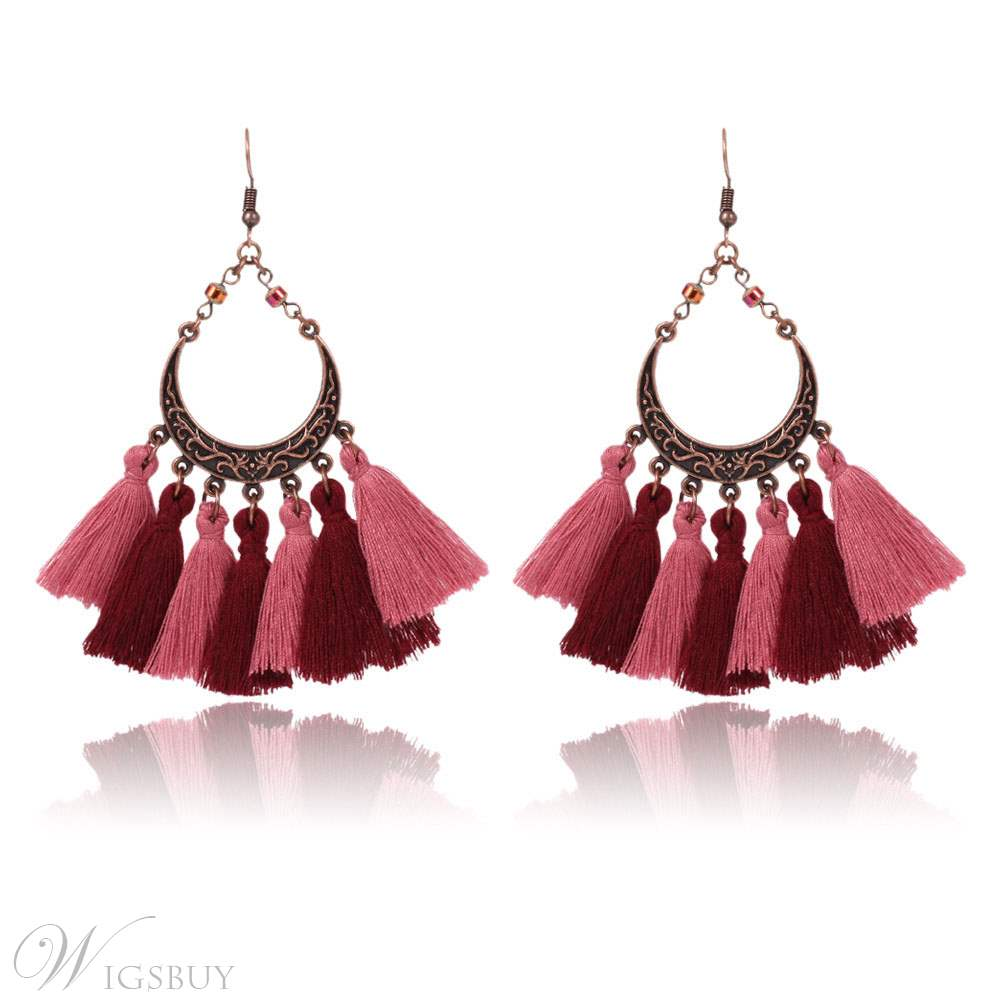 Colours 2019 New Fashion Summer Earrings