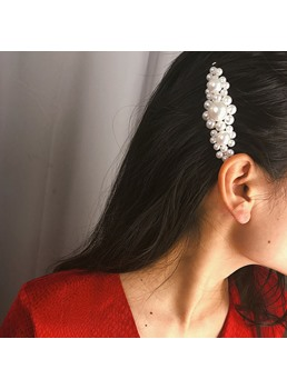 Pearl Fashion Hairpin Hair Accessories For Women