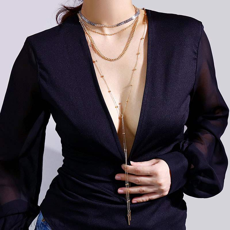 Diamante Necklace For Women