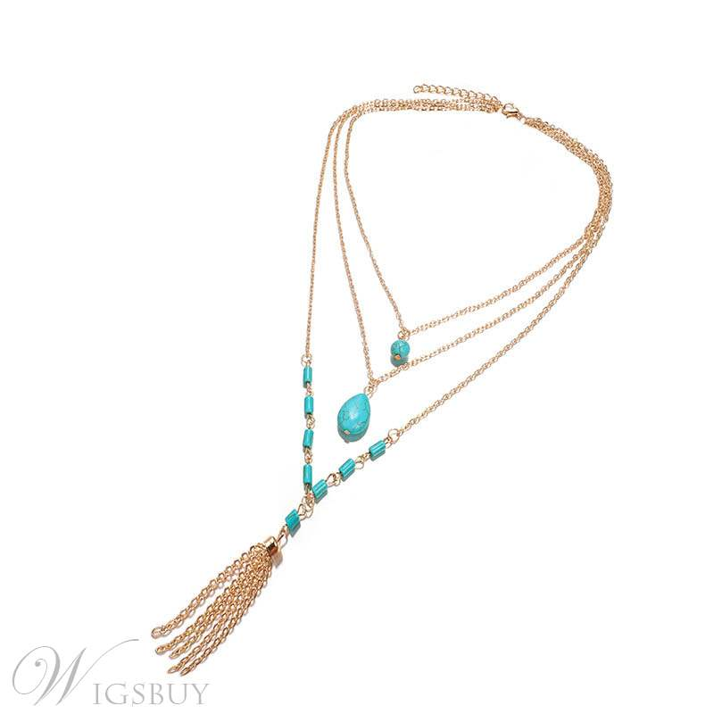 Turquoise Women Necklace