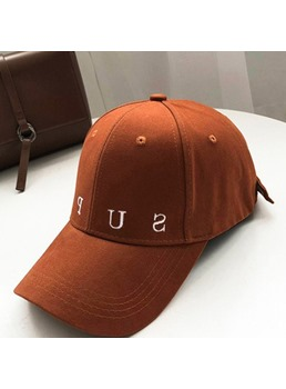 Simple Baseball Cap For Summer