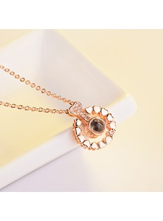 Flower Romance Necklace