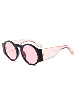 Round Colour Sunglasses