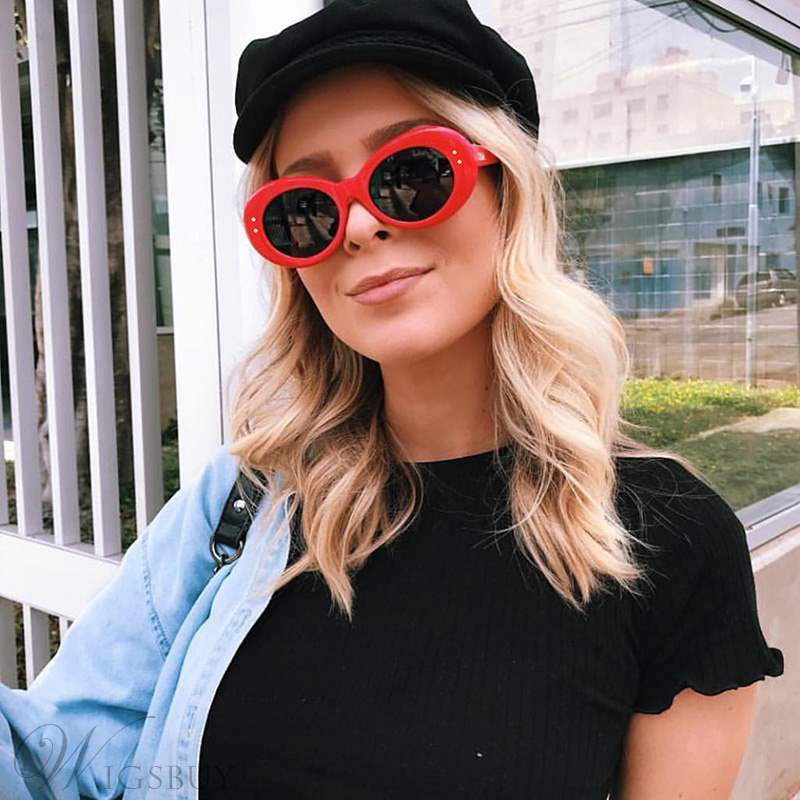 Round Fashion 2019 New Style Sunglasses