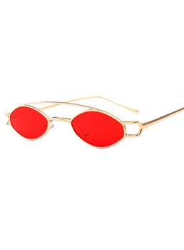 Ellipse Cat Eye Sunglasses
