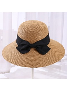 Straw Summer Hat For Women