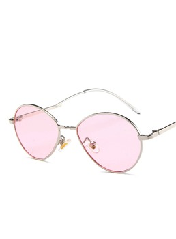 Round Romance Sunglasses For Women