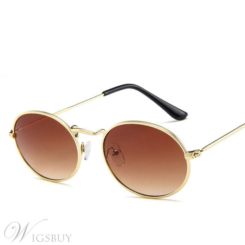 Round Coulour Sunglasses