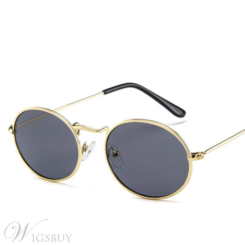 Round Summer Sunglasses