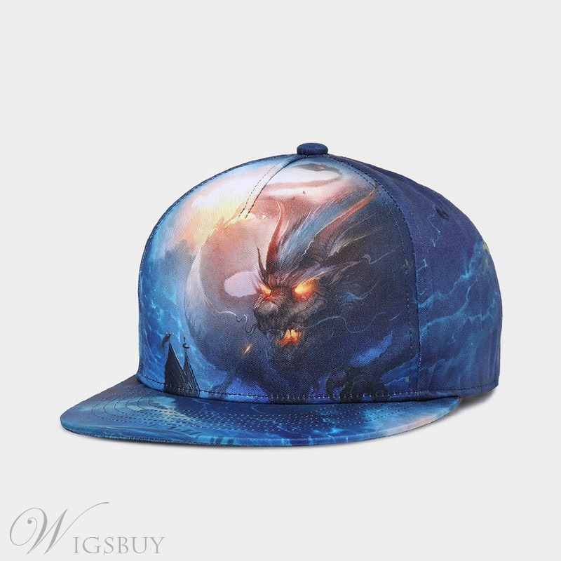 Leaf Baseballhat For Men