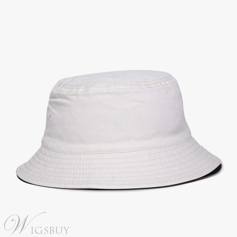 Pure Color Sun Hat For Summer