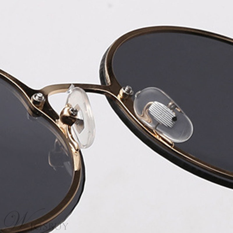 Round Women Sunglasses