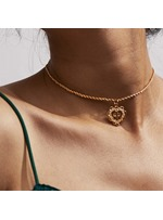 cross Chain Necklace For Women