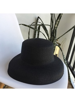 Women Summer Fashion Straw Sunhat