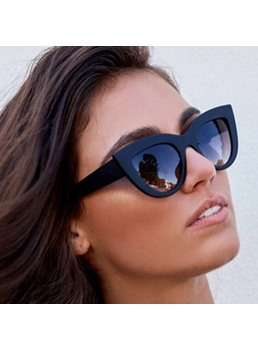 Vintage Cat Eye Shape Sunglasses