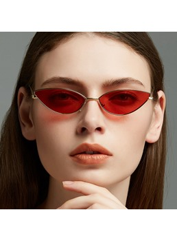 Cat Eye Shape Summer Sunglasses