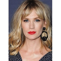 Fashionable Lob Wavy Layer Shoulder Length Synthetic Hair Capless Wigs 20 Inches